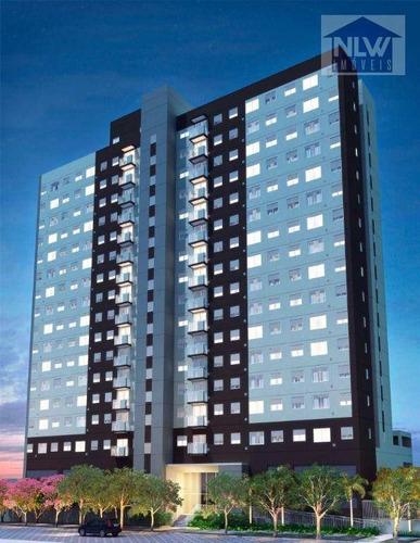 Apartamento Com 2 Dormitórios À Venda, 34 M² Por R$ 231.190,00 - Jardim Taquaral - São Paulo/sp - Ap2040