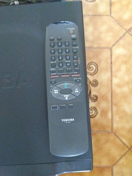 Vhs Marca Toshiba En Excelente Estado Modelo M461