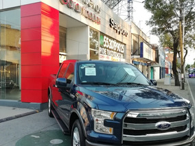Ford Lobo 3.5 Doble Cabina Lari At 2016 Seminuevos Sapporo
