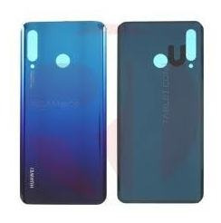 Tapa Posterior Huawei P30 Lite Tapa Trasera Twilight - Negra