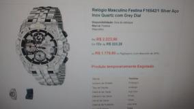 Relógio Festina (f16542)
