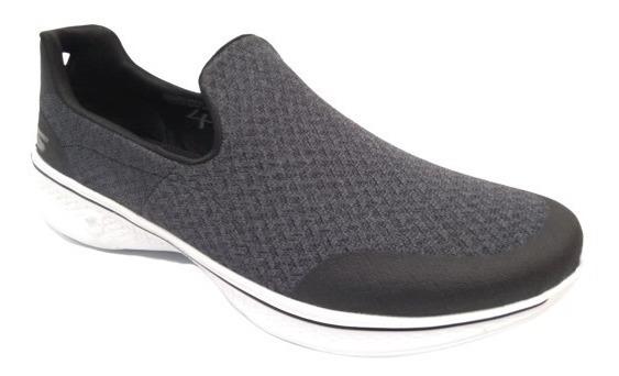 Zapatillas Mujer Skecher Go Walk 4.0 - 14937 Negra