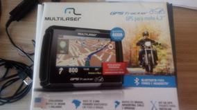 Gps Para Moto Multilaser Tracker - 4.3 Polegadas