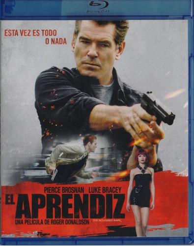 El Aprendiz November Man Pelicula En Blu-ray