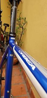 Bicicleta Orbea Aqua Ttg De Ruta