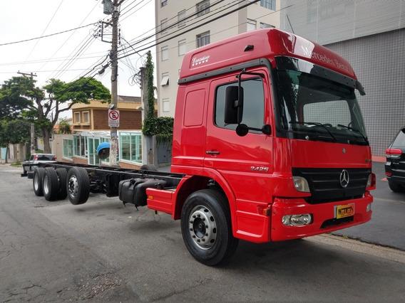 Mercedes-benz Atego 2425 2009