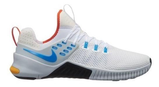 Nike Free X Metcon Pure Platinum Importación Mariscal