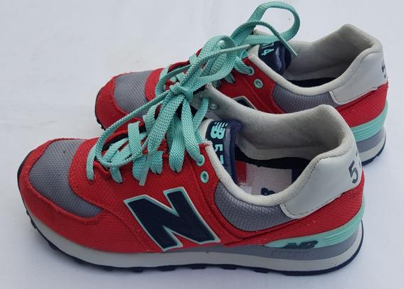 Zapatillas New Balance Wl574 Dama Todosalesaletodo