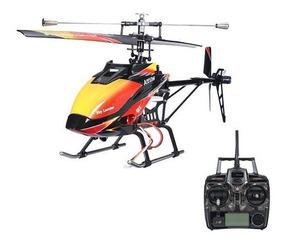 Helicoptero Wltoys V913 4 Canais Controle Remoto 2.4ghz Rtf