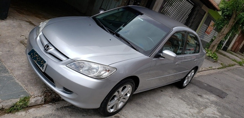 Honda Civic 1.7 Lx 4p 2004