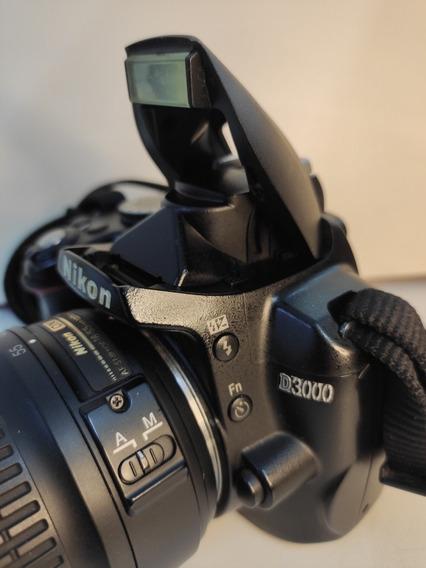 Nikon D3000 Com Garantia