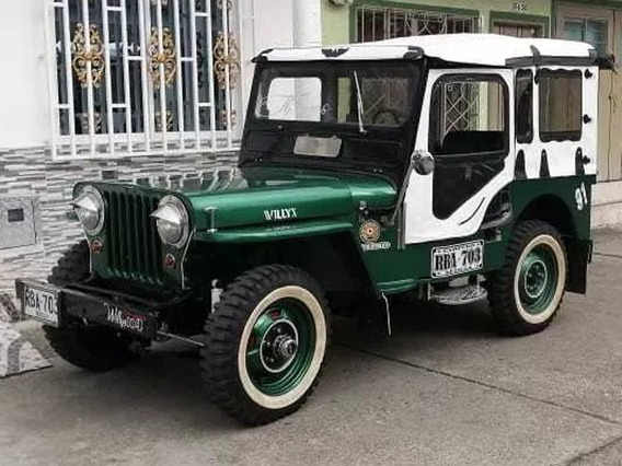 Jeep Willys Modelo 52