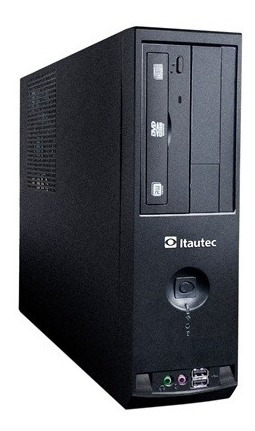Desktop Slim Itautec Core I5 4gb Hd500 Portatil Windows