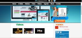 Site De Radio Web Em Php Xml Mysql