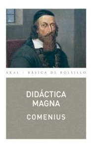 Imagen 1 de 3 de Didáctica Magna, Jan Amos Comenius, Ed. Akal