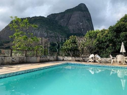 Imagem 1 de 15 de Casa Em Rio De Janeiro - Joatinga