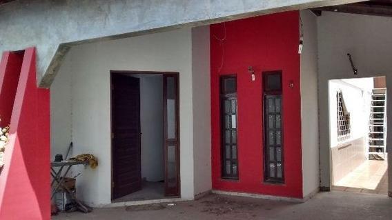 Vende Casa Em Dois Pavimentos, 3/4, Uma Suíte, Sta. Mônica I - 414