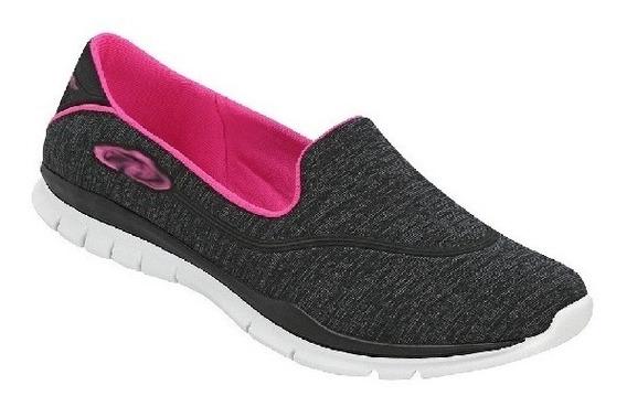 Sapatilha Slip Feminina Academia Confortavel Feet Promoção