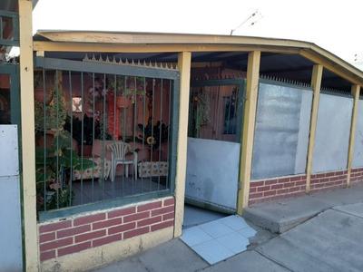Vendo Casa En Barrio Estacion Paipote