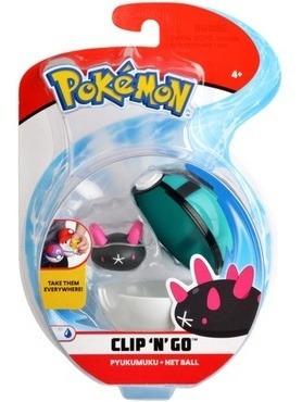 Figura Pokemon + Pokebola: Pyukumuku (96827) - Wicked Cool T
