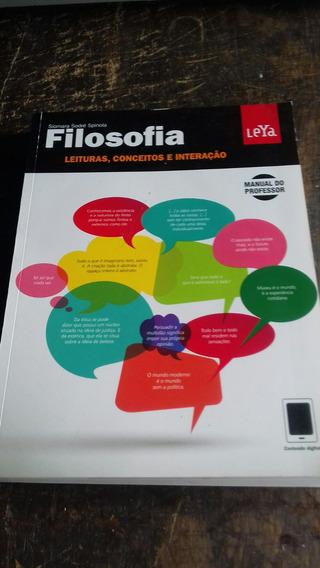 Filosofia - Leituras, Conceitos E Interação-do Professor