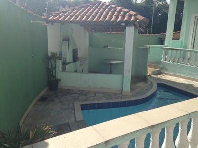 Linda Casa No Bosque Dos Ipês - Ca0061