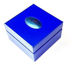 Caixa Estojo Tissot Porta Relógio - Original - Seminovo!