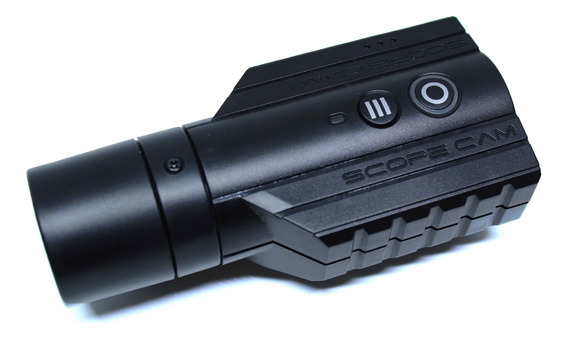 Câmera Scope Cam Airsoft Zoom