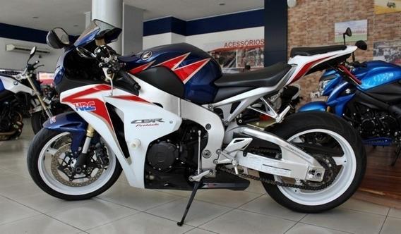 Honda Cbr 1000rr Fireblade Branca 2011