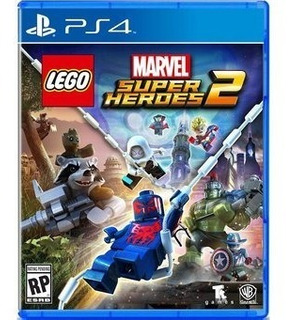 Lego Marvel Super Heroes 2 Playstation 4