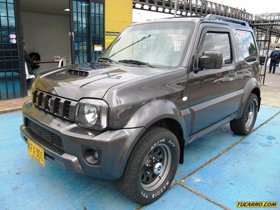 Suzuki Jimny Campero