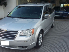 Chrysler Town & Country 3.8 Limited Atx 2010 82.000km Unica!