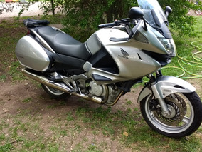 Honda Deauville 700 Impecable 16000km Abs Combinado No Bmw