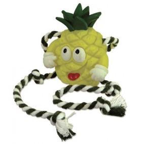 Brinquedo Abacaxi Gde C/corda