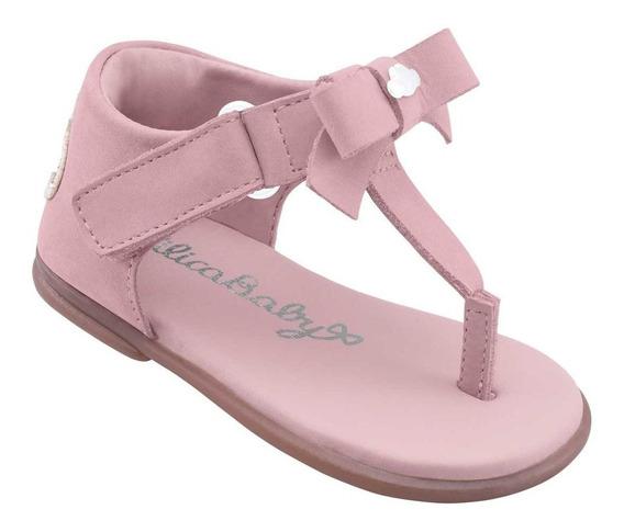 Sandália Llilica Ripilica Baby Rosa 10109871