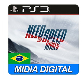 Need For Speed Rivals Original Nfs Playstatio3 Ps3 Psn
