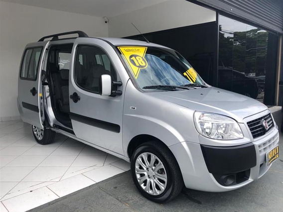 Fiat Doblo 1.8 Essence 7l Flex 2017/2018