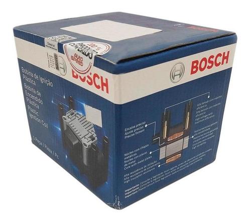 Imagem 1 de 1 de Bobina Ignição Bosch Fiat Strada 1.4 Mpi 8v Flex 2005 À 2006