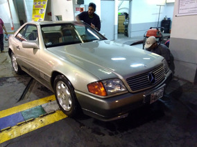 Mercedes Benz 1993 Convertible De Coleccion Mb