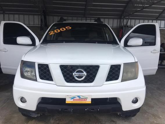 Nissan Frontier Blanca 2005