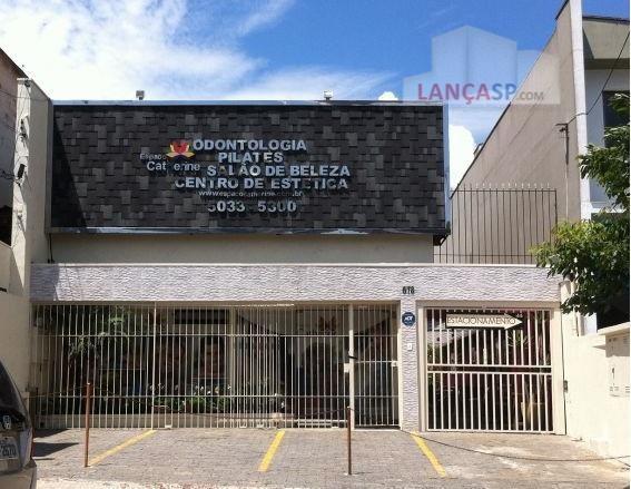 Loja Comercial Para Locação De 102m² Na Vila Mascote Em São Paulo. - Lo0005