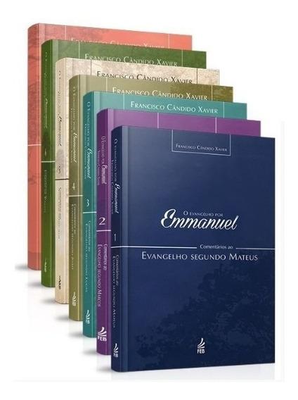 Coleção Evangelho Por Emmanuel
