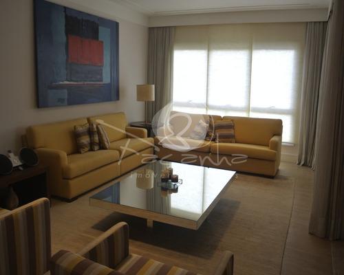 Imagem 1 de 30 de Apartamento Para Locação No Galleria Boulevard Em Campinas - Imobiliária Em Campinas - Ap03358 - 34826900
