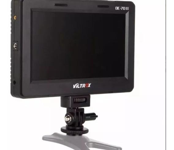 Monitor Lcd 4k Viltrox Dc-70ex 4ksdi E Hdmi Canon Sony Nikon