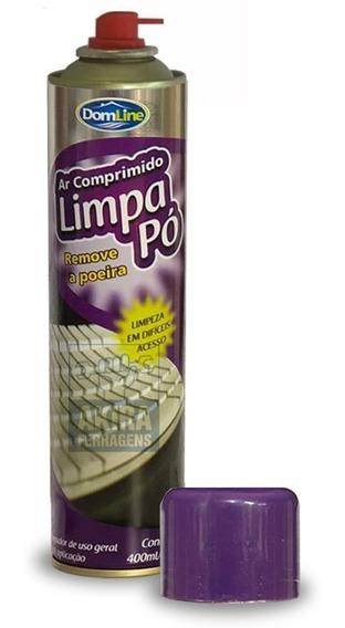Ar Comprimido Spray Aerossol Limpa Pó Remove Poeira