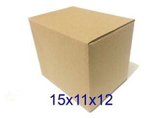 400 Caixas De Papelão 15 X 11 X 12 Caneca Correio Pac Sedex