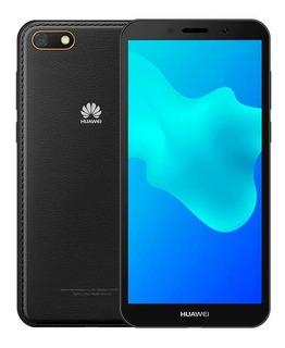 Huawei Y5 2018 Edicion Tapa Cuero