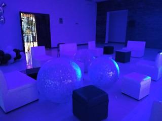Renta De Salas Lounge, Periqueras, Sombrillas, Calentadores