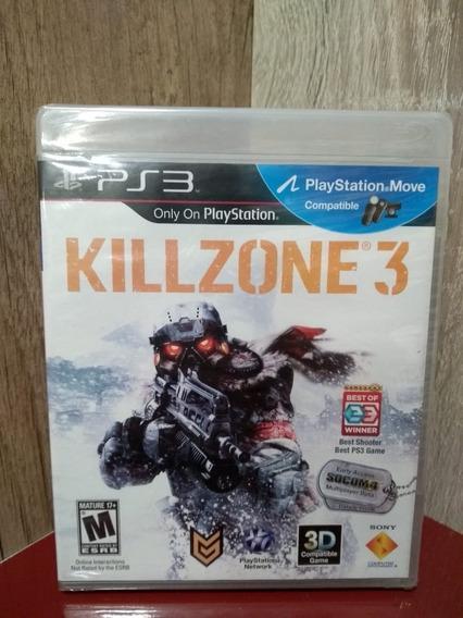 Killzone 3 Ps3 - Lacrado
