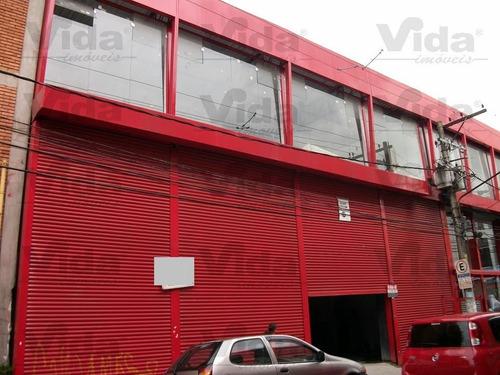 Salão Comercial  Para Locação Em Centro  -  Osasco - 22054